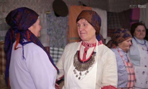 Удмурт вашкала эктон <br>Удмуртский старинный танец